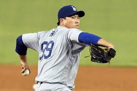 Hyung-jin-ryu - the Jays get better (Photo: draftkings.com)