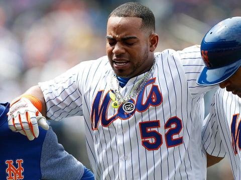 Yoenis Cespedes - Mets sometime left fielder (CBS Sports)