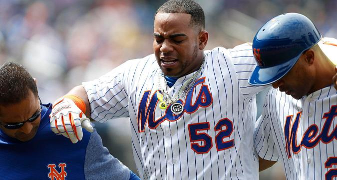 Yoenis Cespedes - Mets sometime left fielder (CBS Sports)