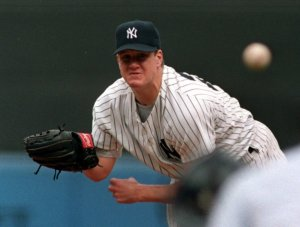 Jim Abbott On His Way To a No-Hitter