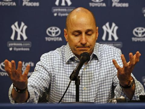 Brian Cashman: Decisions in unknown territory