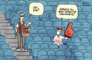 MLB plays follow the leader telling reporters: You're out! What's next?