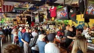 Stan's Sports Bar - the Yankee Game Pre-Game Mecca