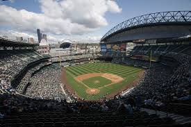 T-Mobil Park in Seattle - sight of the 2020 World Series? (Wikipedia)