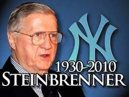 George Steinbrenner - The HOF is missing a plaque
