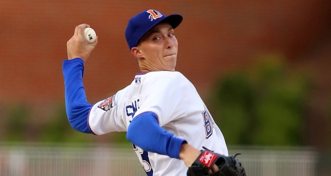 Blake Snell - A Rebel WITH A Cause