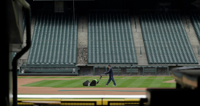 MLB: Empty Seats Push Rob Manfred