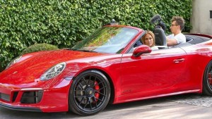A-Rod's $140,000 Porsche gift to J-lo (dailytimes)