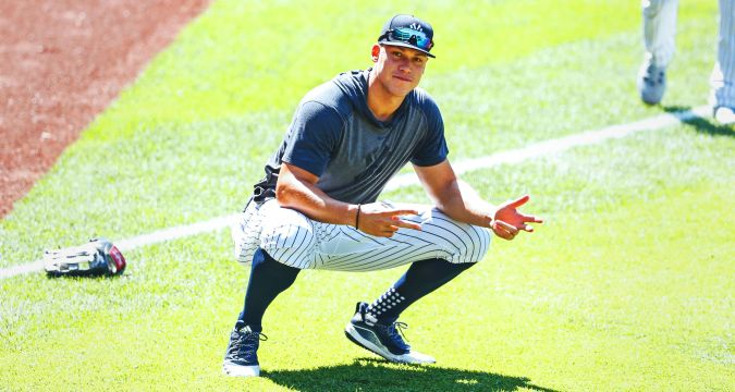 Aaron Judge: An injury plagued All-Star