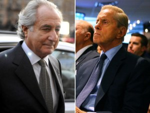 Fred Wilpon - Bernie Madoff Ah- those ties that bind (NY Times)