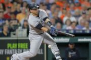 Gary Sanchez: Taking Up Space And Lost In Space