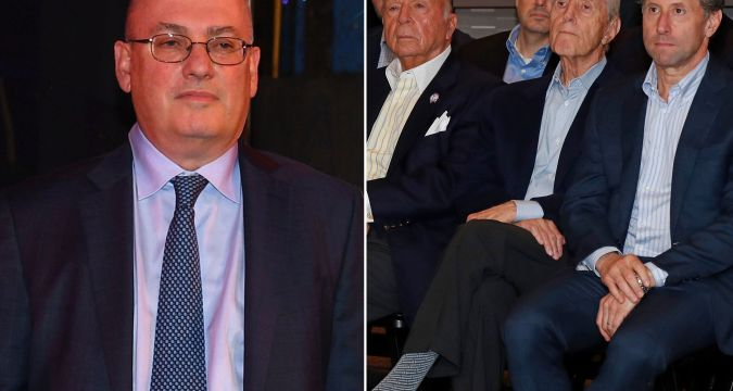 Steve Cohen Has The Wilpons' Number (NY Post)