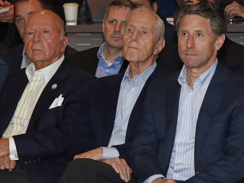 The Wilpon Era: Saul Katz, Fred and Jeff Wilpon (NY Post)