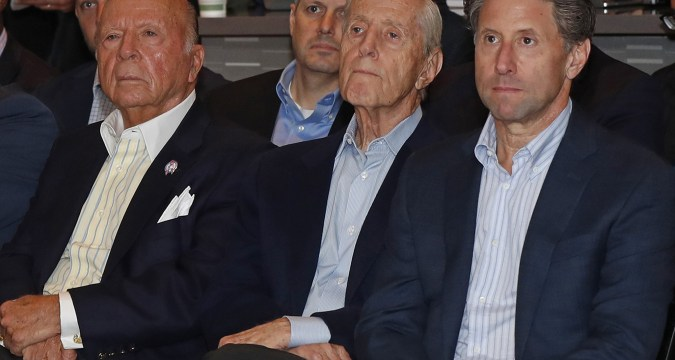 The Wilpon Era: Saul Katz, Fred and Jeff Wilpon (NY Post)