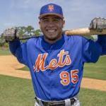 Mets up and coming too soon catcher - Francisco Alvarez