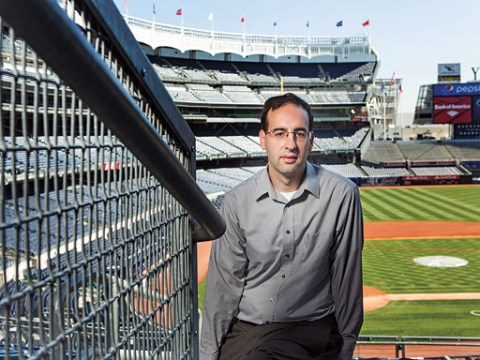 David Grabiner, Yankees Director Of Quantitative Analysis
