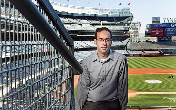David Grabiner, Yankees Director Of Quantitative Analysis