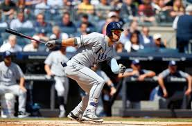 Kiermaier's stats don't measure up to his mouth