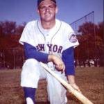 Hobie Landrith - Mets first draft pick 1962 (sabr.org)