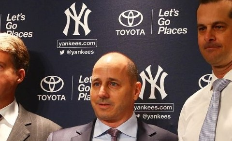 Yankees: The Decision Makers (Getty Images)