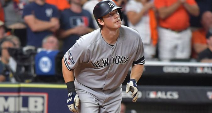 The Yankees 2021 White Whale - DJ LeMahieu (Newsday)