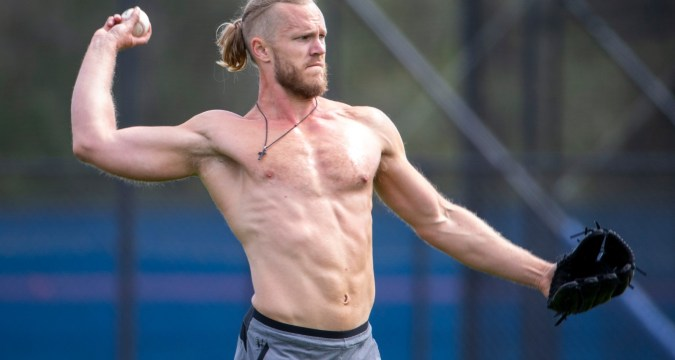 Noah Syndergaard - Rehabbing For Return In 2021 (NY Post)