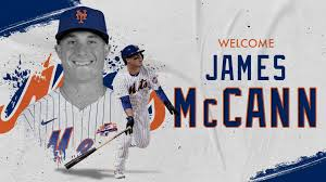James McCann had eyes for the Mets all along