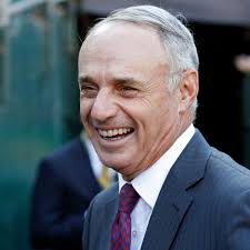 MLB Commissioner Rob Manfred knws this is no laughing matter (guardian.com)