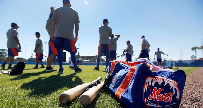 Mets Spring Training 2021