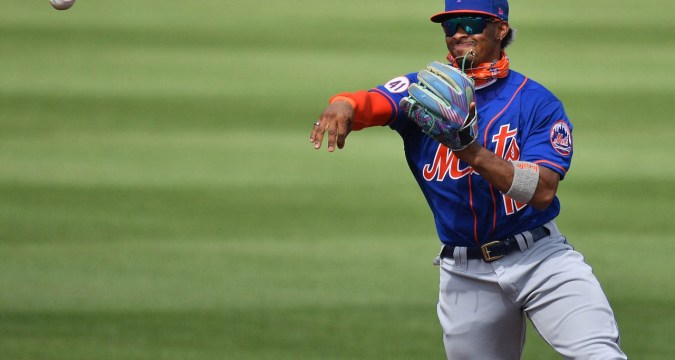 Francisco Lindor: Mets Athletic Shortstop Wonder (Getty)