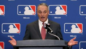Rob Manfred: Like What Do You Want From Me?