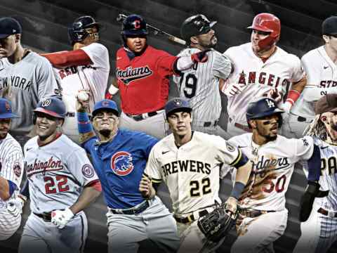 MLB 2021 - A Season Of Stars