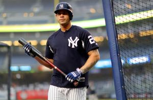 Yankees Believe In The Kraken - Gary Sanchez