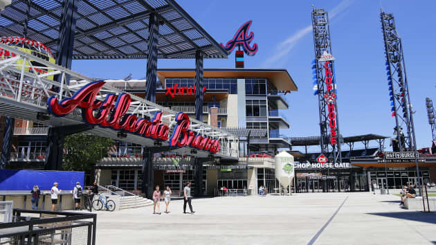 The Former Home Of The MLB 2021 All-Star Game (David J. Griffin | Icon Sportswire via Getty Images)
