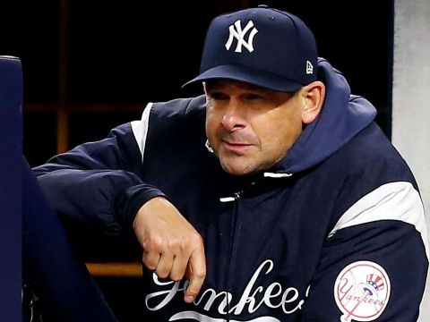 Aaron Boone: Forced to be the Yankees Spin Master (ESPN)