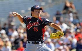 Masahiro Tanaka's new look uniform (cbssports.com)