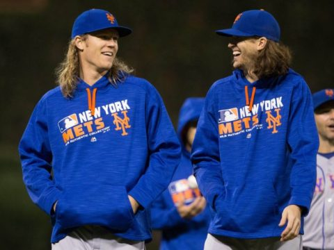 Mets Stand By For DeGrom and Noah