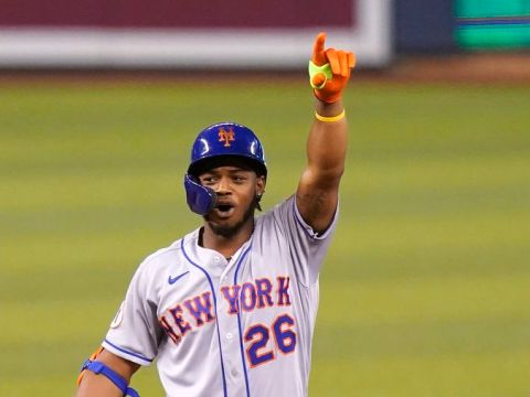 Mets Replacements Get A Win