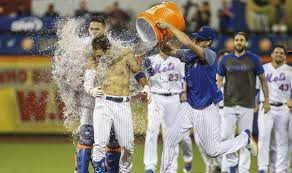 Mets Michael Conforto delivers