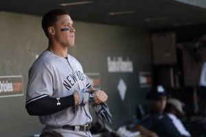 Yankees Aaron Judge need a rest?