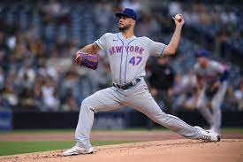 Mets Joey Lucchesi facing Tommy John surgery