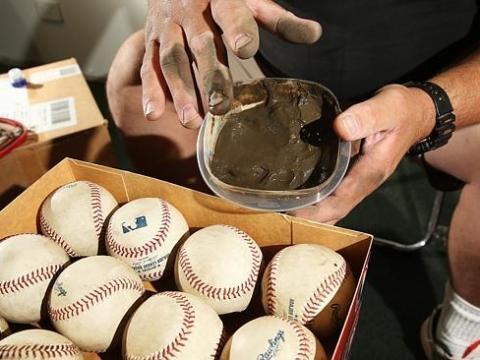 MLB's rubbing mud - need more?