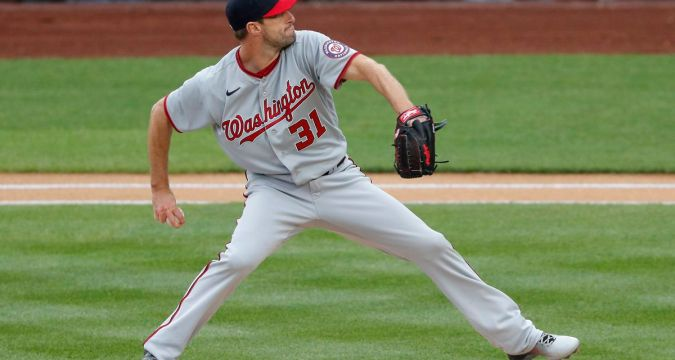 Max Scherzer - Perfect For The Yankees