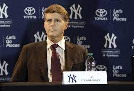 Hal Steinbrenner put it to the Yankees players