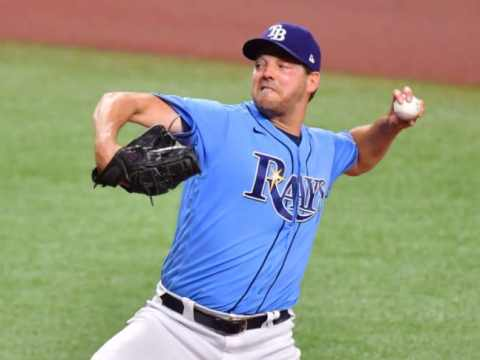 Mets acquire Rich Hill as a stopgap