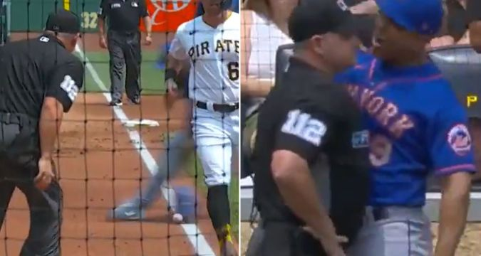 Mets Luis Rojas Earns An Ejection (NY Post)