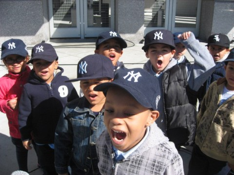 Yankees: Young fans and young players - the Future