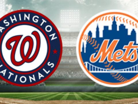 Mets vs. Nationals at Citi Field