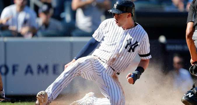 Yankees new look - speedy Tyler Wade