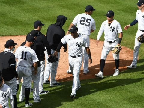 Yankees: Now, A Familiar Sight